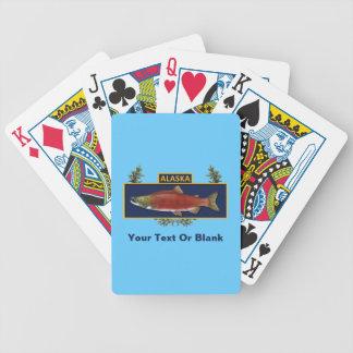 Kampf-Fischer-Abzeichen Pokerkarten