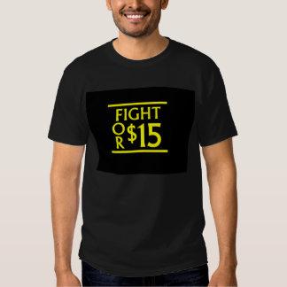 Kampf für $15 tshirt