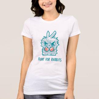 Kampf für die Kaninchen T-Shirt