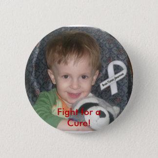 Kampf für eine Heilung knöpft Runder Button 5,7 Cm