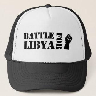 Kampf für Libyen Truckerkappe