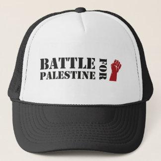 Kampf für Palästina Truckerkappe