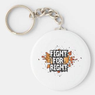 Kampf-Für-Recht Schlüsselband