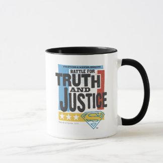 Kampf für Wahrheit u. Gerechtigkeit Tasse