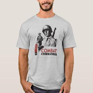 Kampf-Kommandant Custom T-Shirt