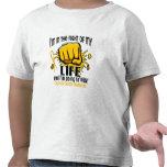 Kampf meines Kindheits-Krebses des Leben-2 T Shirt