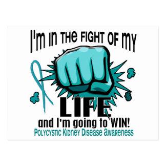 Kampf meines Lebens 2 PKD Postkarte
