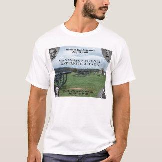 Kampf von Manassas T-Shirt