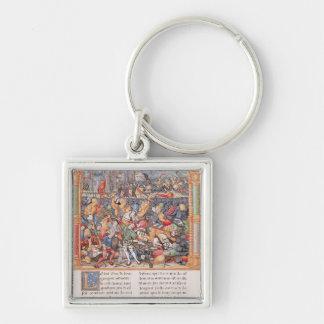 Kampf von Nancy im Jahre 1477 Schlüsselband