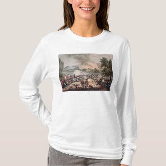 Kampf von Pombal, graviert von Thomas Sutherland T-Shirt