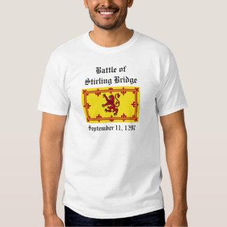 Kampf von Stirlings-Brücke Tshirts