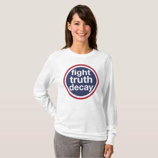 Kampf-Wahrheits-Zerfall T-Shirt