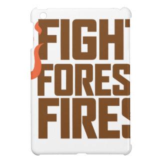 Kampf-Waldbrände iPad Mini Hülle