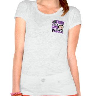 Kampf wie ein MädchenLupus 20,2 T-shirt