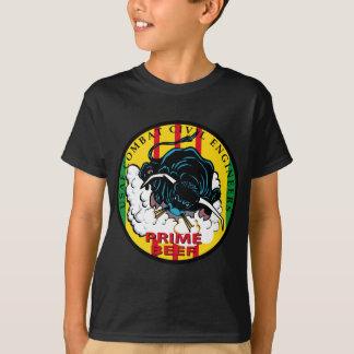 Kampf-zivile Technik T-Shirt