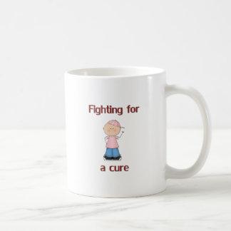 Kämpfen für eine Heilung Kaffeetasse