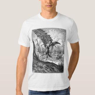 Kämpfende Windmühlen T Shirts