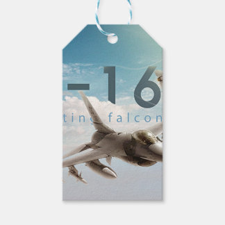 Kämpfender Falke F-16 Geschenkanhänger