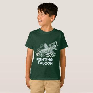 Kämpfender Falke F-16 T-Shirt