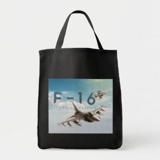 Kämpfender Falke F-16 Tragetasche