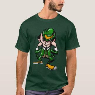 Kämpfender irischer T - Shirt