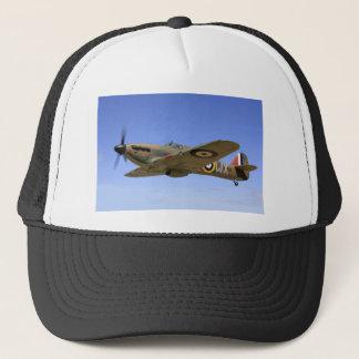 Kämpfer-Flugzeug des Hurrikan-WW2 Truckerkappe