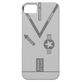 Kämpfer-grauer Motor-Kasten - CaseMate 4 iPhone 5 Hülle