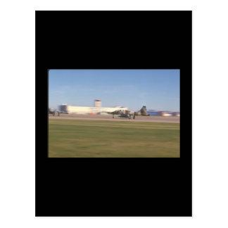 Kämpfer-take_Military Flugzeuge der Freiheits-F-5 Postkarte