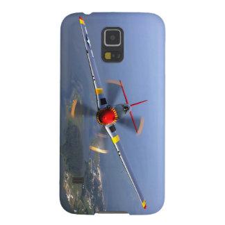 Kampfflugzeug des Mustang-P-51 Samsung Galaxy S5 Cover