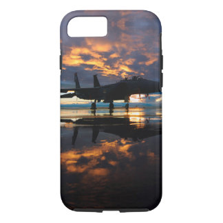 Kampfflugzeug-Flugzeug an den iPhone 8/7 Hülle