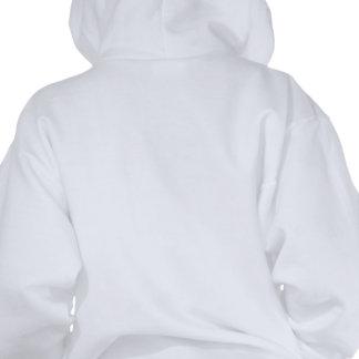 Kampfkunst-Mädchen Kapuzensweater