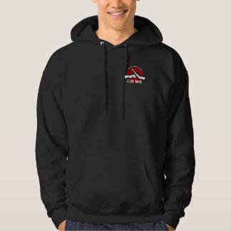 Kampfkunst-Verein Hoodie