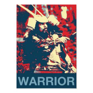 Kampfkünste bushido japanische Krieger Samurais Karte