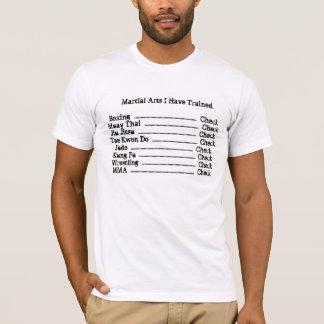 Kampfkünste I haben TrainedBoxing ............ T-Shirt