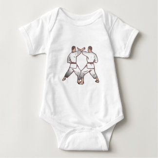 Kampfsport martial arts babybody