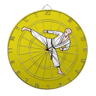 Kampfsport martial arts dartscheibe