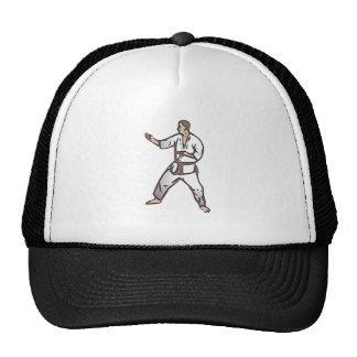 Kampfsport martial arts mütze