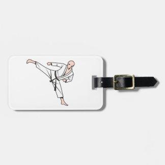 Kampfsport martial arts kofferanhängern
