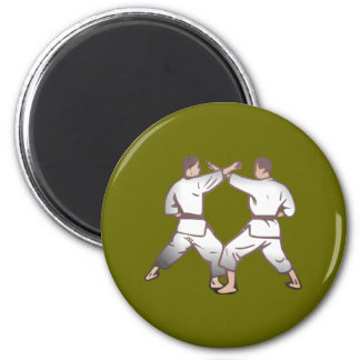 Kampfsport martial arts kühlschrankmagnet