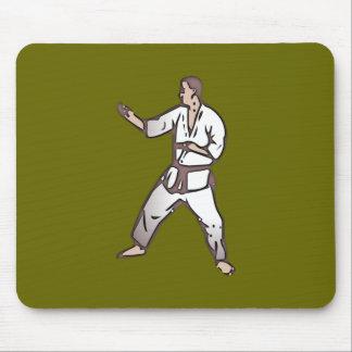 Kampfsport martial arts mousepad