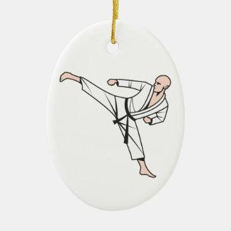 Kampfsport martial arts weihnachtsornament
