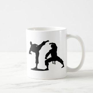 Kampfsportler-black Tasse