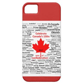Kanada 150 iphone Abdeckung iPhone 5 Schutzhüllen