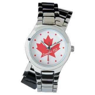 Kanada 150 Jahre Jahrestag einzigartig Armbanduhr