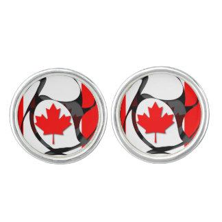 Kanada #2 manschetten knöpfe