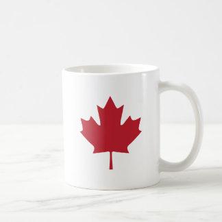 Kanada-Ahorn-Blatt-Kaffee-Tasse Kaffeetasse
