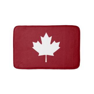 Kanada-Ahornblatt-Bad-Matte Badematte