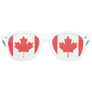 Canada Maple Leaf Flag Colors