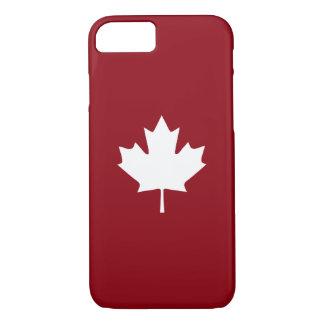 Kanada-Ahornblatt iPhone Fall iPhone 8/7 Hülle
