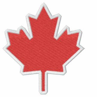 Kanada-Ahornblatt-Jacke